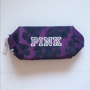Cute travel case by PINK VS 💜